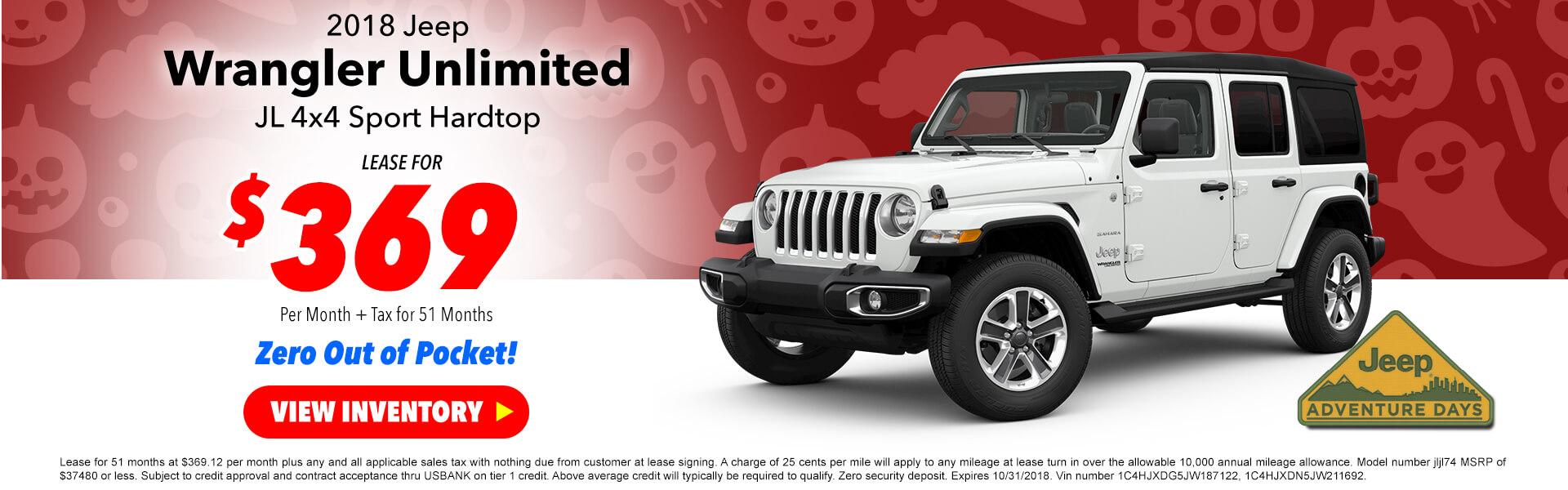 Los Angeles CDJR. Dodge Durango. Jeep Wrangler