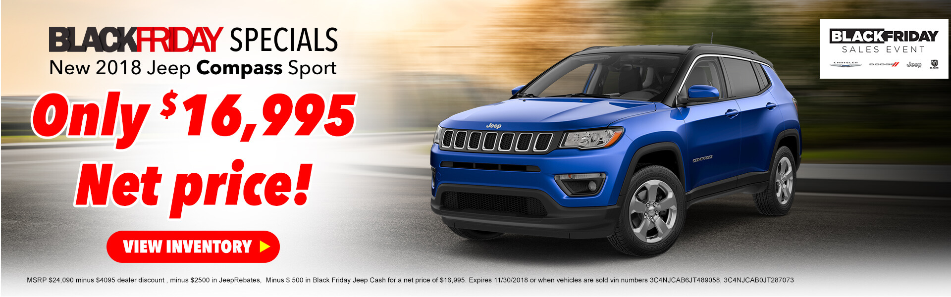 Jeep Compass Purchase