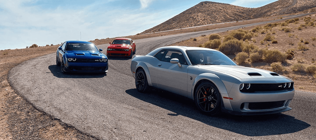 2020 Dodge Challenger for sale in Los Angeles
