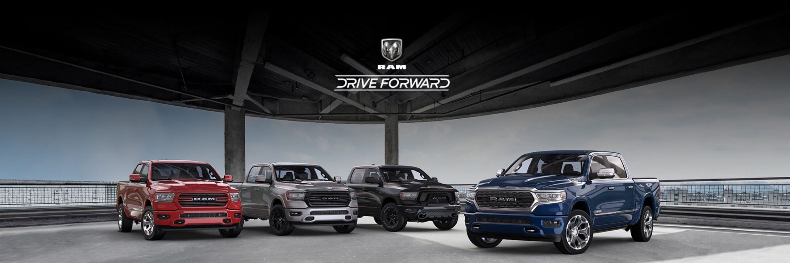 Ram Drive Forward Deals in Los Angeles