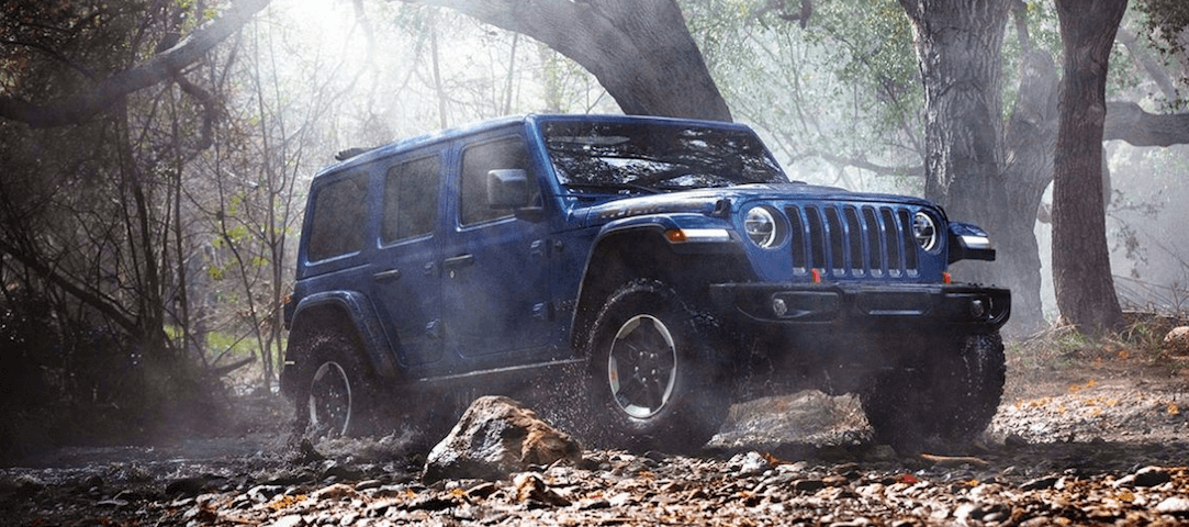 Jeep Wrangler for sale in Los Angeles