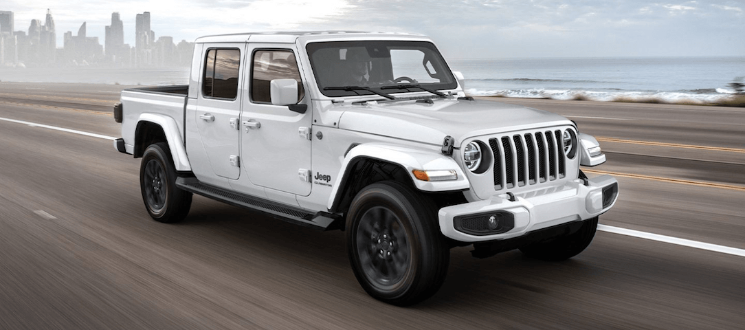 Jeep Gladiator for sale in Los Angeles