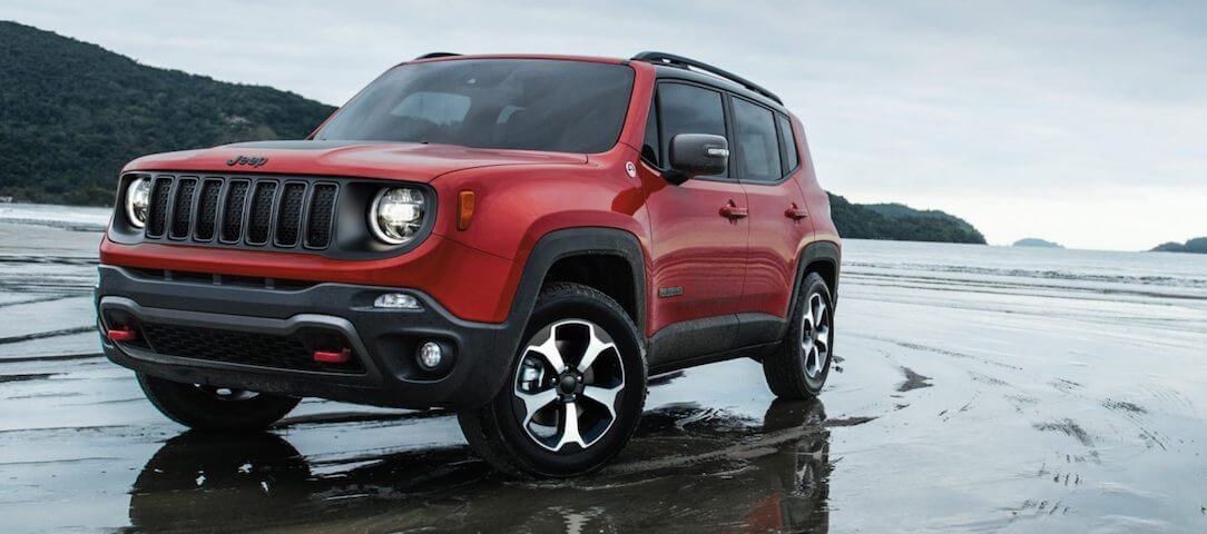Jeep Renegade for sale in Los Angeles