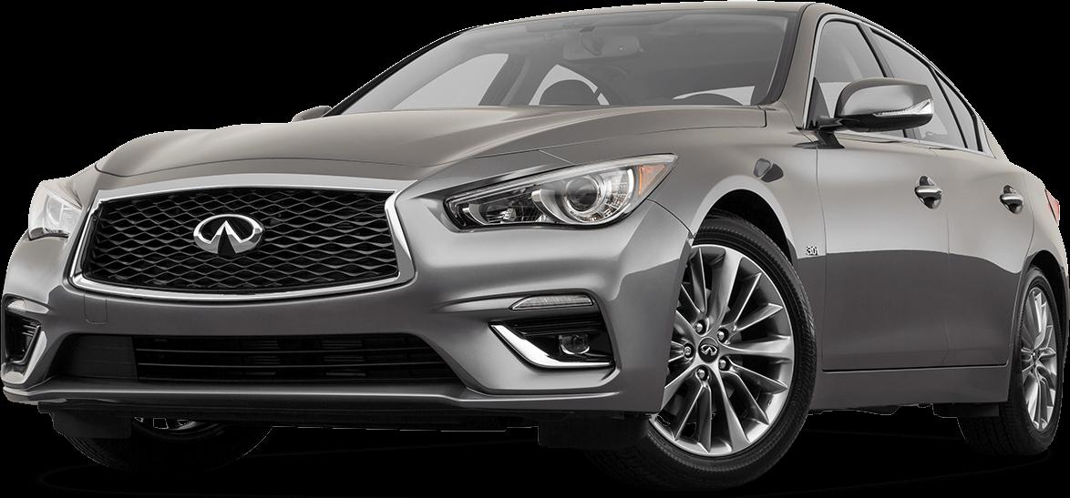 2018 INFINITI Q50 LUXE AWD