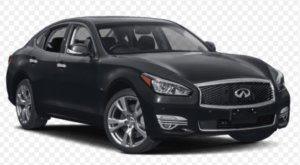 Infiniti Q70 J.D. Power Awards