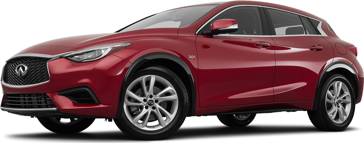 2018 INFINITI QX30 LUXURY AWD