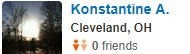 Cleveland,OH Yelp Review