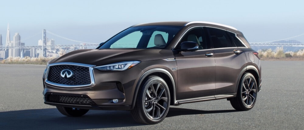 The All New INFINITI QX50