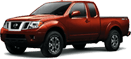 Downtown Nissan Frontier