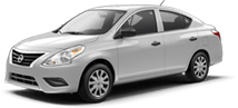 Downtown Nissan Versa