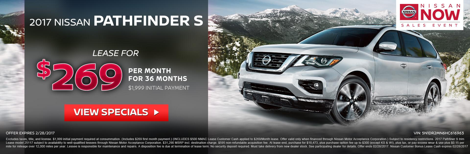 Pathfinder NEW