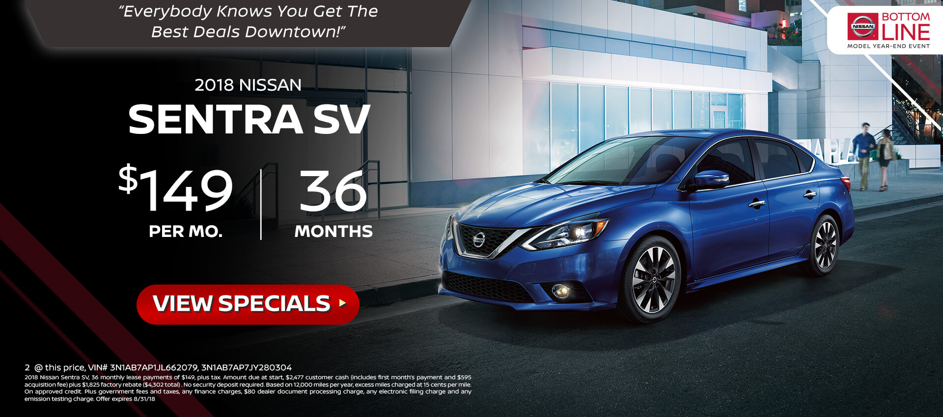 Nissan Dealer - Los Angeles, Hollywood, Pasadena, Glendale | Nissan ...