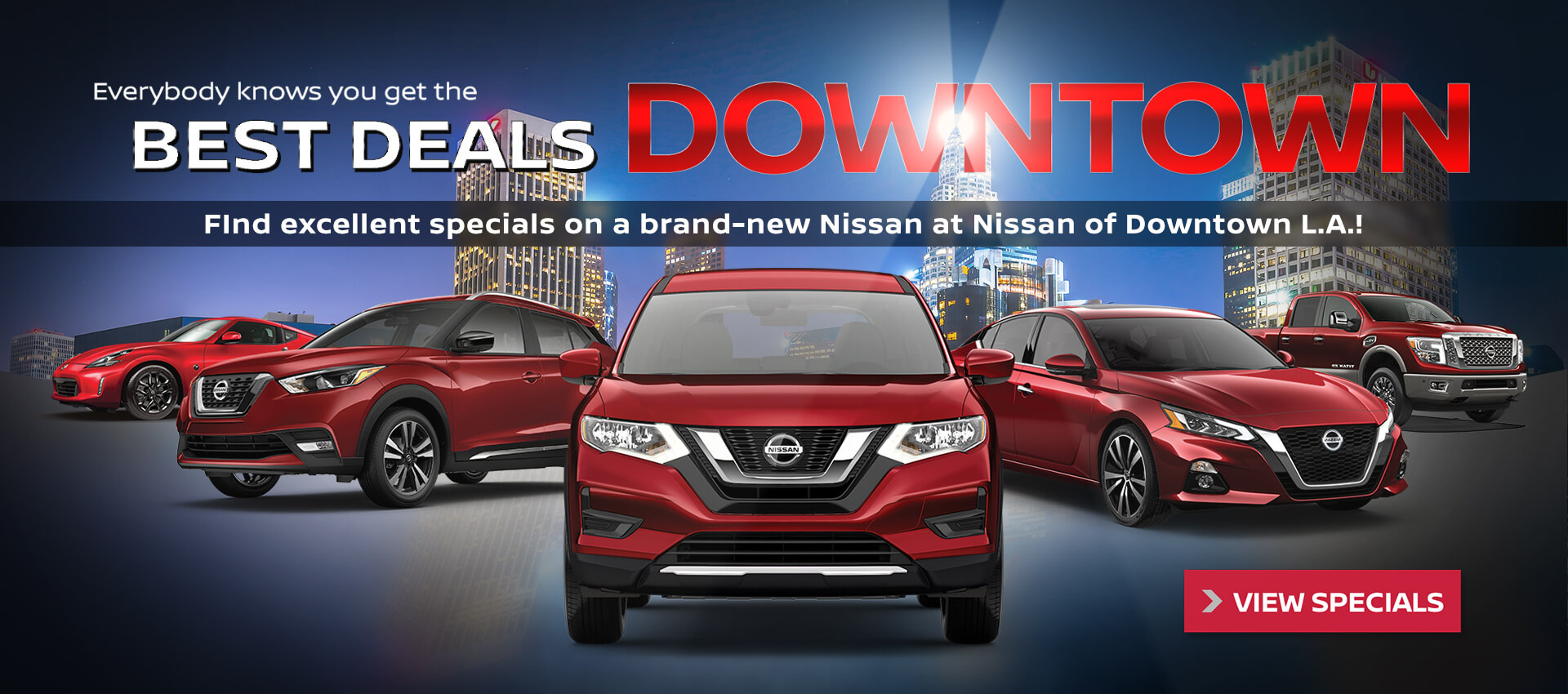 Nissan Dealership Los Angeles >> Nissan Dealer Los Angeles Hollywood Pasadena Glendale