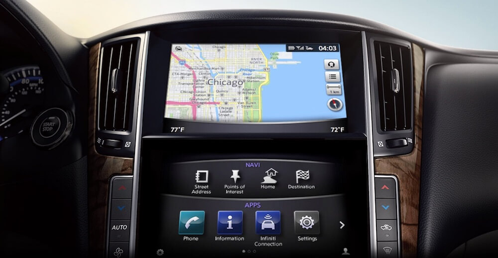 INFINITI InTouch System