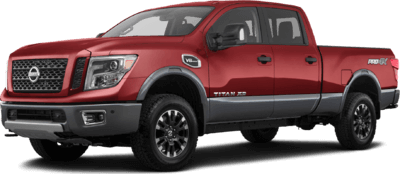 2019 Nissan Titan XD SV 4WD
