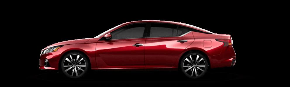 2020 Nissan Altima Side Profile