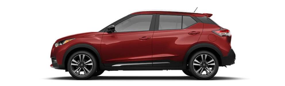 2020 Nissan Kicks Side Profile