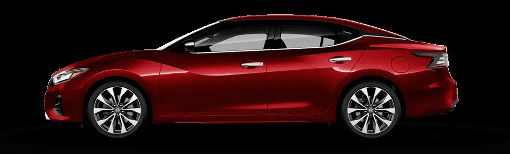 2020 Nissan Maxima Side Profile