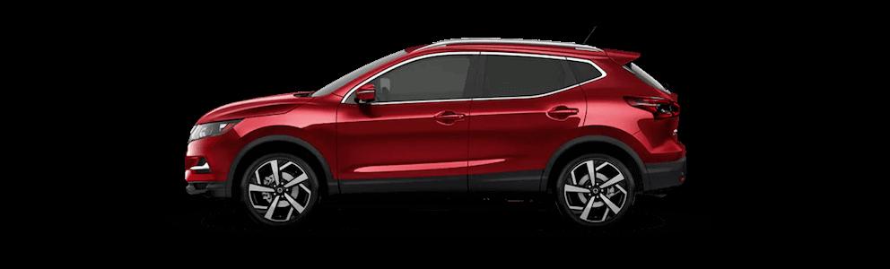 2020 Nissan Rogue Sport Side Profile