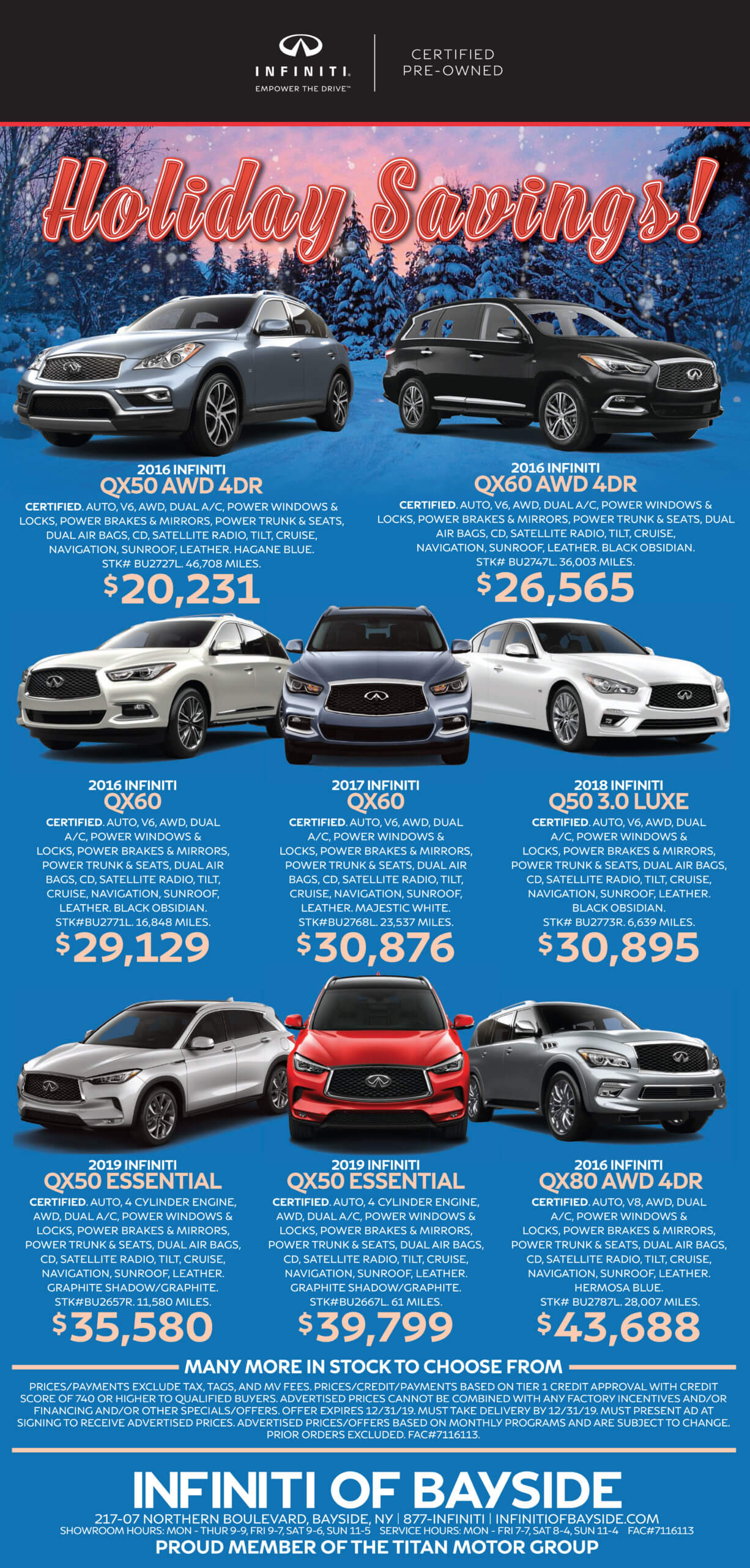 Used Car Offers