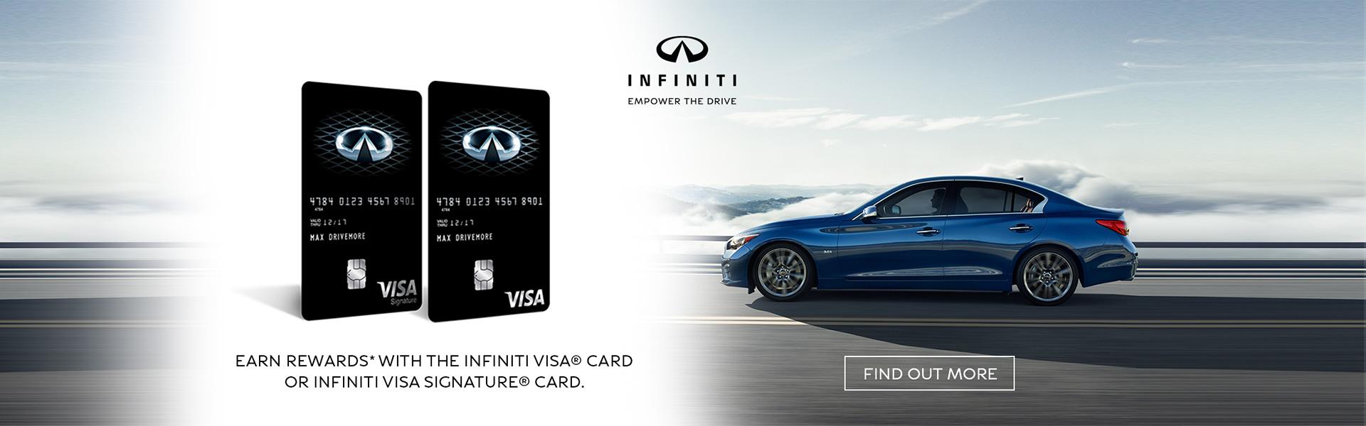 Infiniti Rewards
