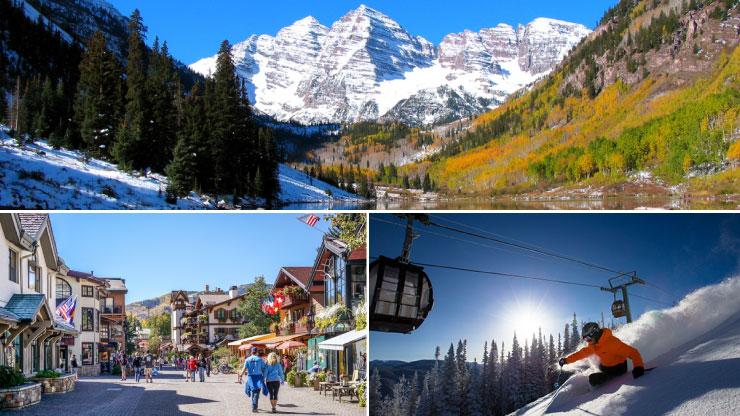 Luxury Vacation to Aspen, CO