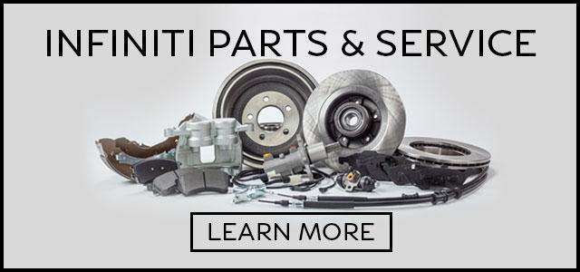 INFINITI Parts & Service
