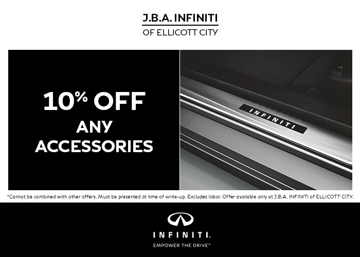 10% OFF Any Accessories