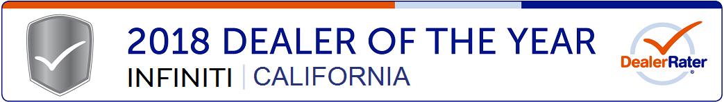 Dealer of the year logo