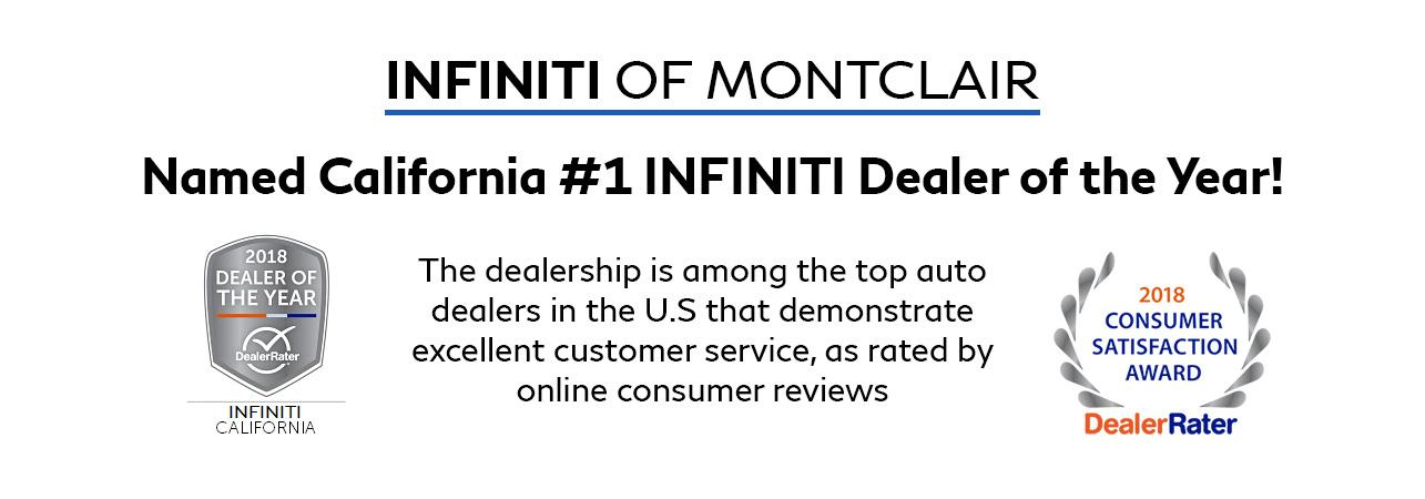 California #1 Dealer of the Year