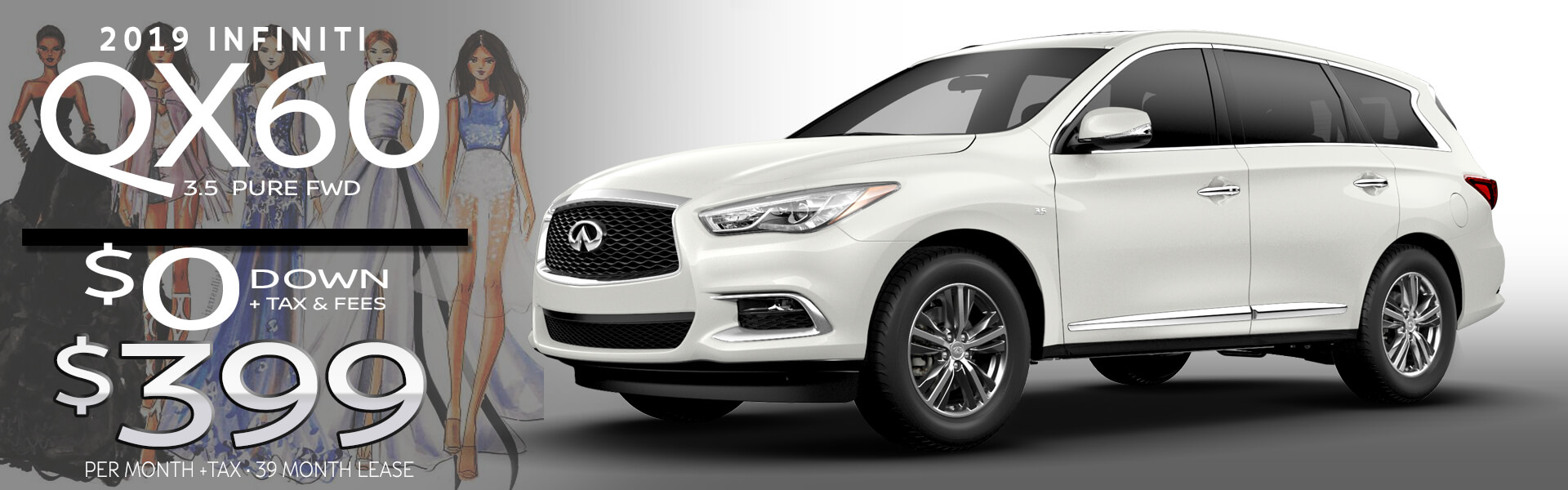 Qx60 Hp Offer