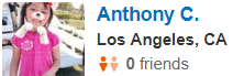 Ontario,CA Yelp Review