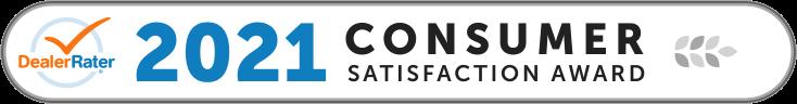 2021 Consumer Satisfaction Awaard