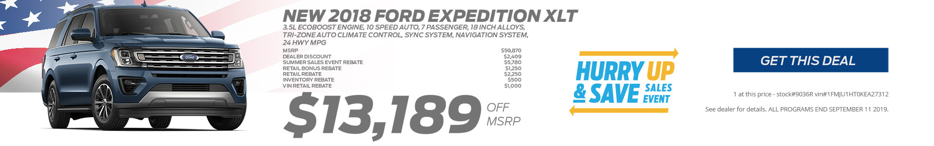 Expedition $53744