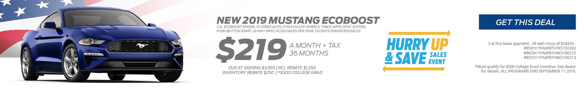 Mustang $24913