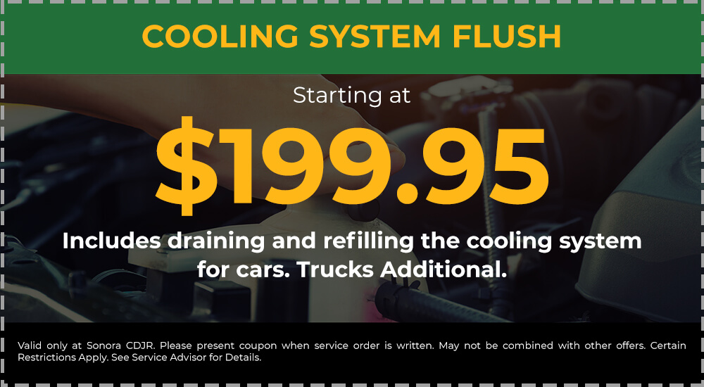 Cooling System Flush