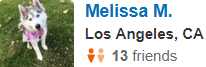 Los Angeles, Yelp Review
