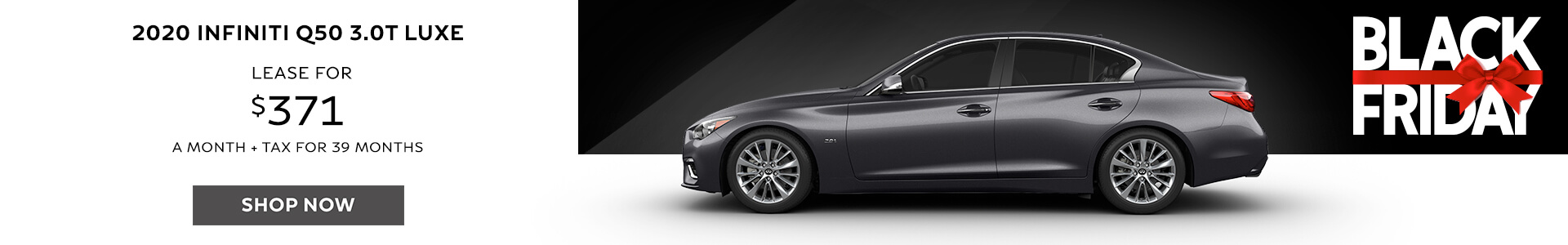 2020 Q50 -  Lease for $299