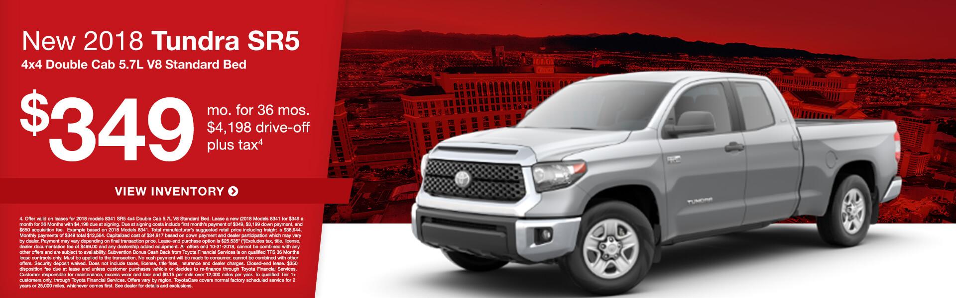 Toyota Of Las Vegas. Tundra
