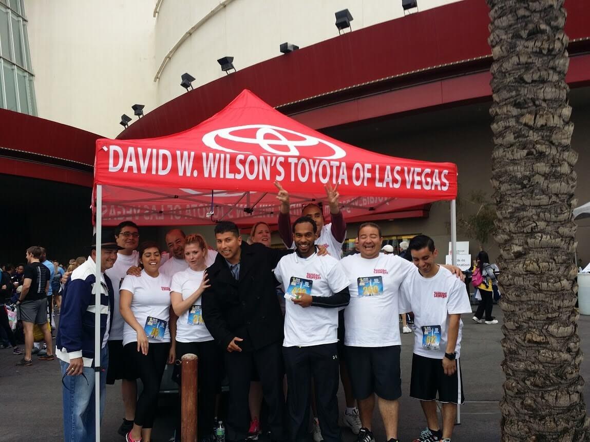 Toyota of Las Vegas Community Involvement