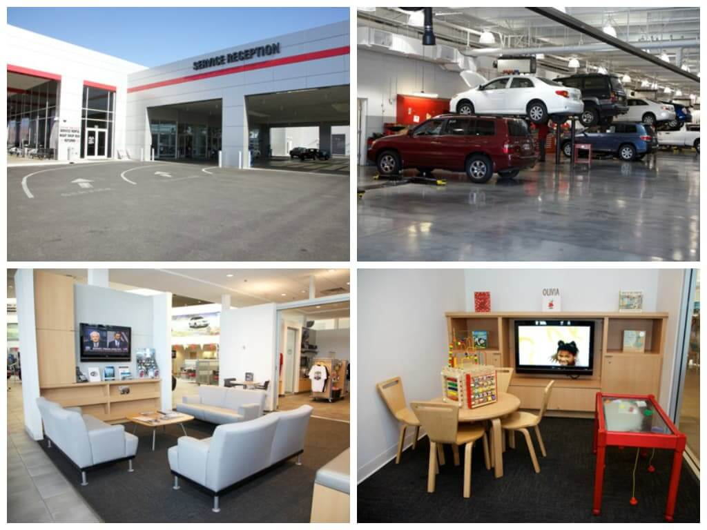 Toyota of Las Vegas Service Center