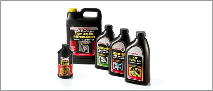 Service Fluid Replacement Image