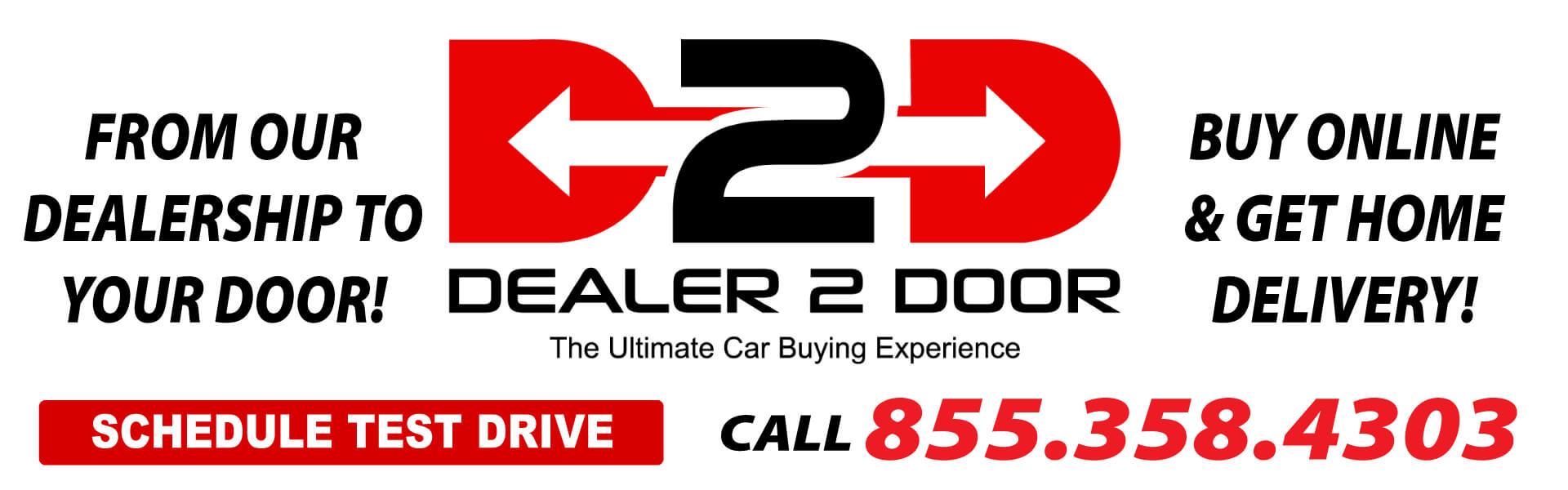 Dealer 2 Door Banner