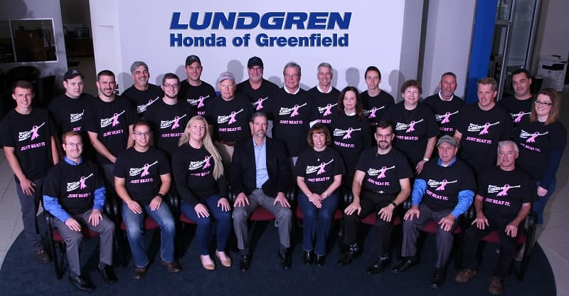 Lundgren Honda of Greenfield