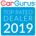 Car Gurus Top Rated Dealer 2018
