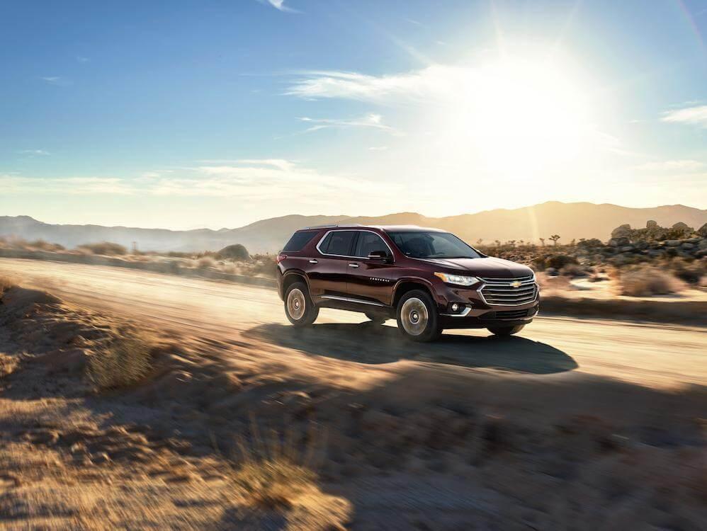 Antelope Valley Chevrolet