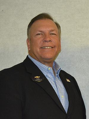 Lou Gonzales Dealer Principal
