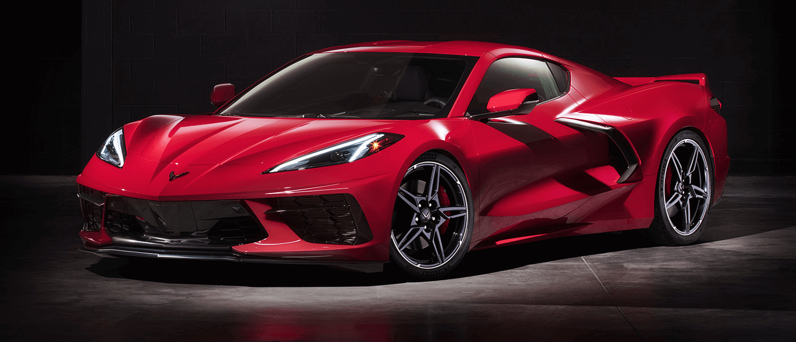 2020 Corvette at Martin Chevrolet