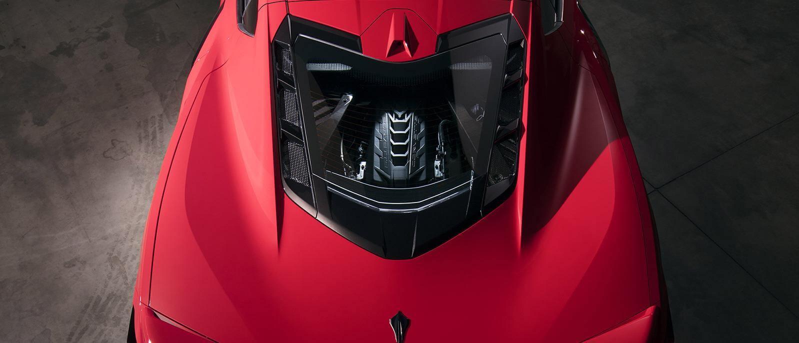 2020 Corvette at Anderson Chevrolet