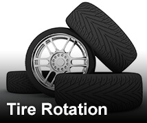 Tire Rotation 10% OFF